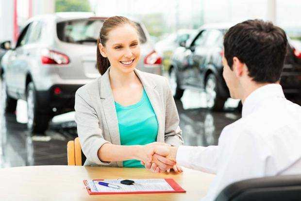 The car loan for used cars from a car bank